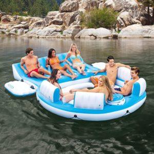Intex Splash 'N Chill, Inflatable Relaxation Island 2