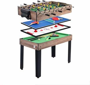 JSY Multi-function 4 In 1 Steady Combo Game Table