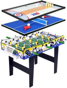 LHT Multi-function 4 In 1 Steady Combo Game Table