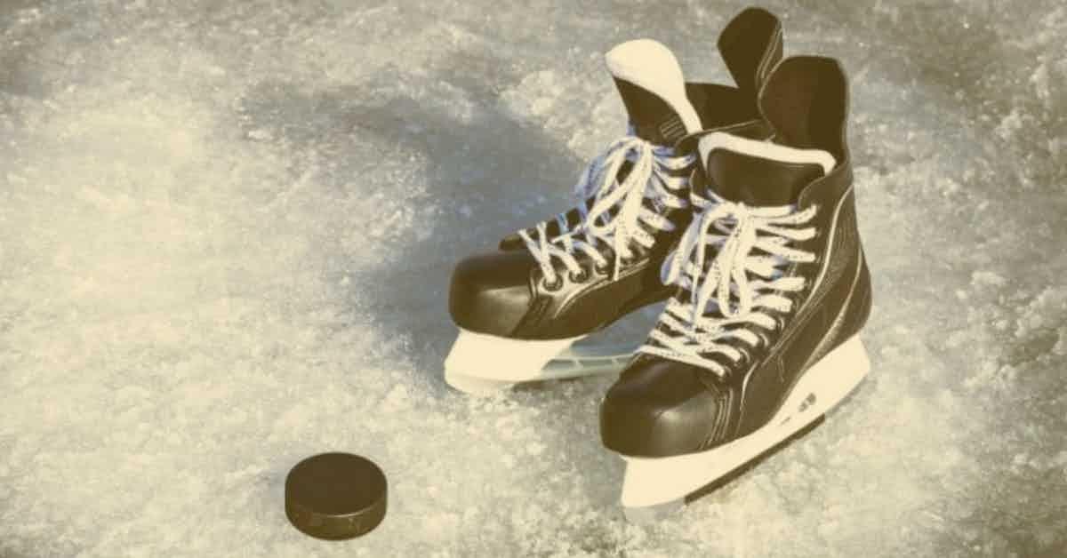 Portable Ice Skate Bags