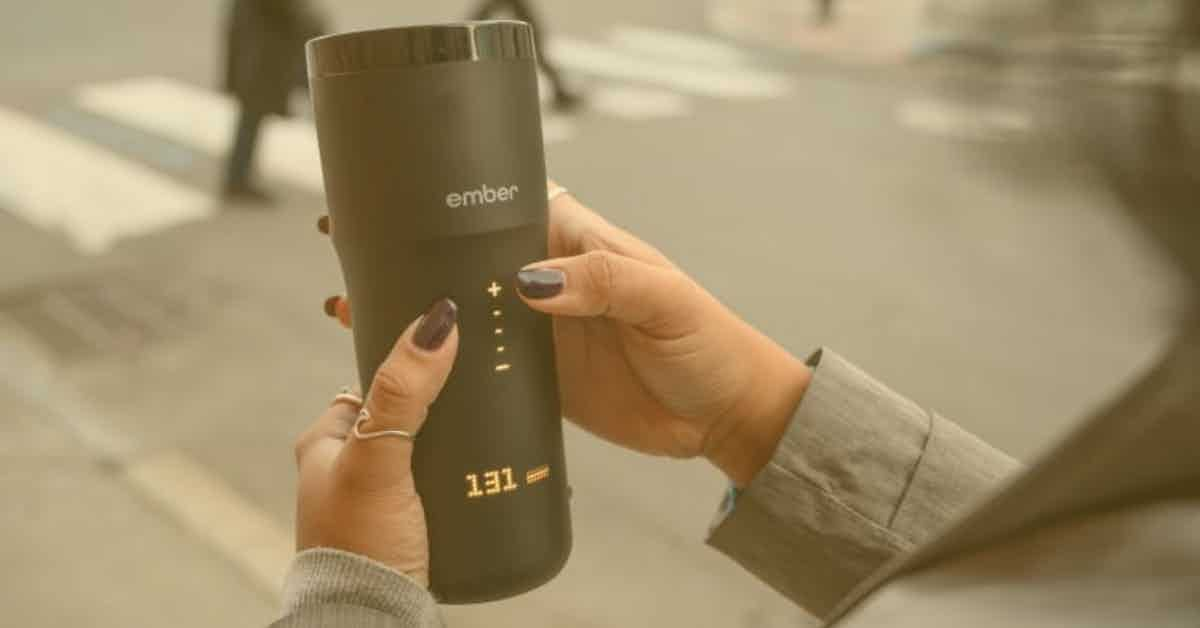 Portable Mugs with Temperature Control
