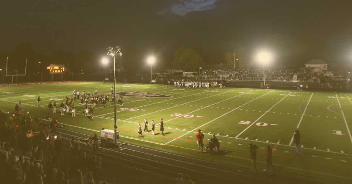 Portable Stadium Lights
