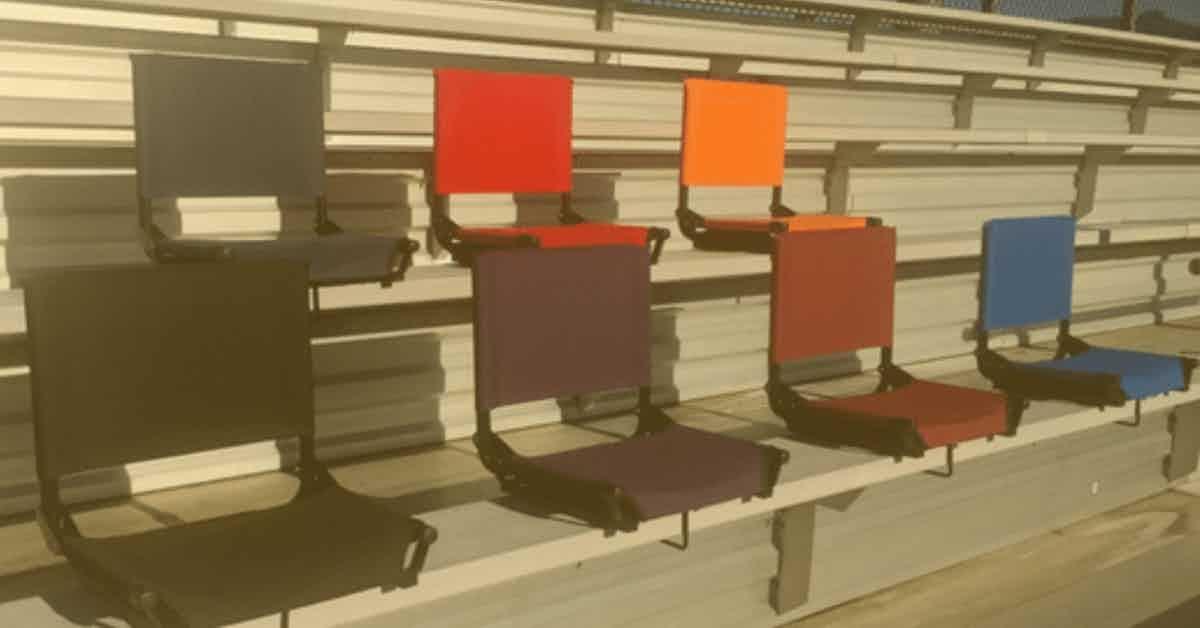 Portable Stadium Seats