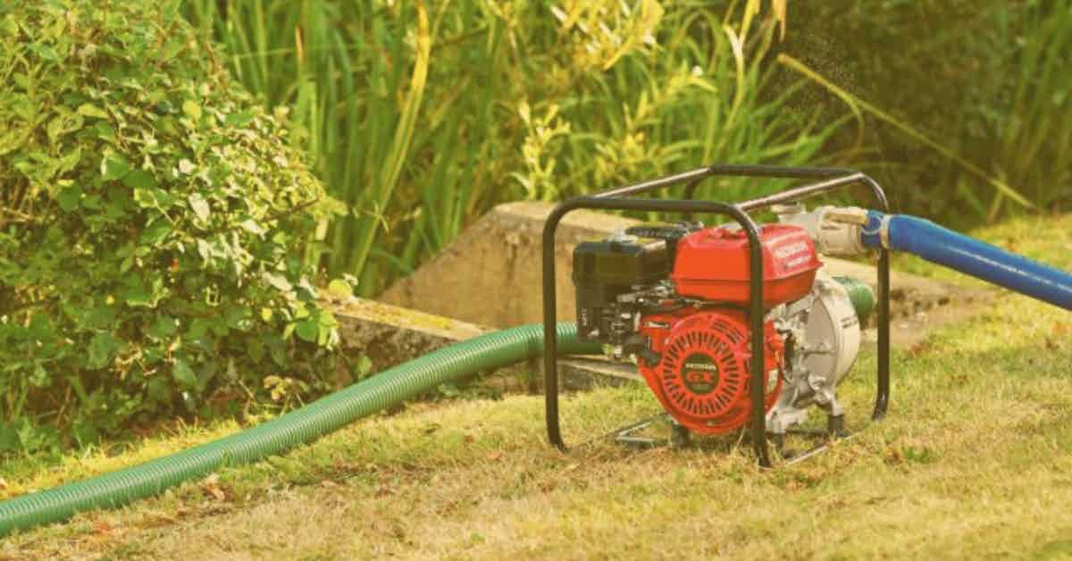 Portable Water Pumps