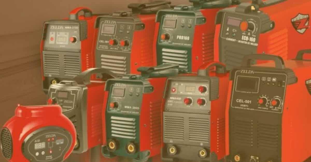 Portable Welding Machines