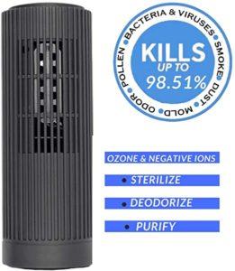 PurifiedO2 Portable Ozone Generator