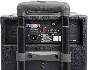 Pyle 800 Watt Portable Wireless PA 2