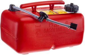 Quicksilver 6.6 Gallon Portable Fuel Tank