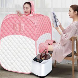 SUQIAOQIAO Portable Far Infrared Sauna