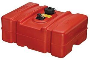 Scepter 08669 Rectangular Fuel Tank