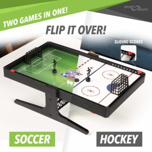 Sport Squad Flux Magnetic Reversible Soccer & Hockey Tabletop 2