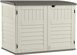 Suncast 5' x 3' Horizontal Stow-Away Storage Shed