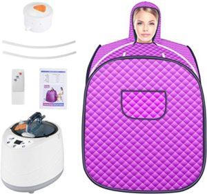 TOPQSC Portable Personal Sauna