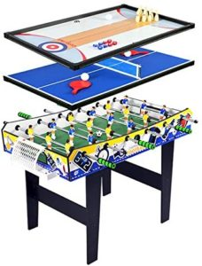 TORPSPORTS Multi Game Table