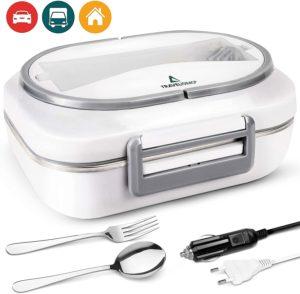 TRAVELISIMO Electric Lunch Box
