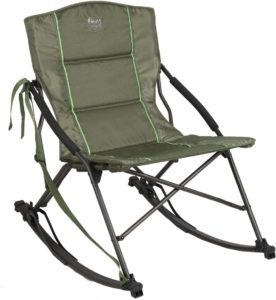 Timber Ridge Alder Easy Folding Quad Rocker Chair