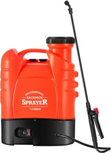 VIVOSUN 4 Gallon Battery Powered Backpack Sprayer
