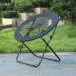 ZHAS Folding Bungee Chair
