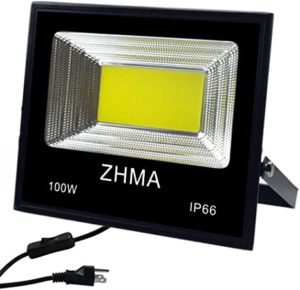ZHMA 100W LED Flood Light