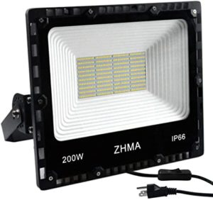 ZHMA 200W LED Flood Light