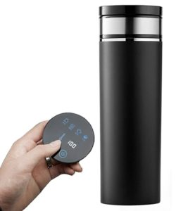 Zobir Smart Car Cup Mug for Heating Water