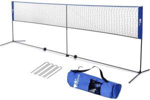 amzdeal Badminton Net