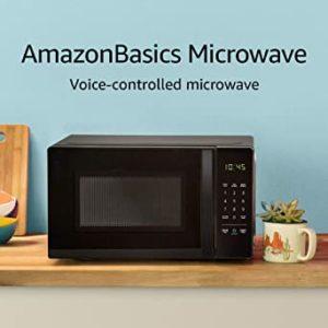 AmazonBasics Microwave Small