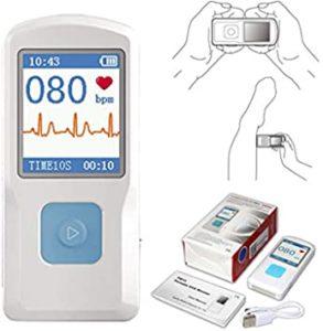 CONTEC Portable ECG/EKG Monitor