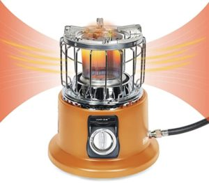 Campy Gear 2 in 1 Portable Propane Heater
