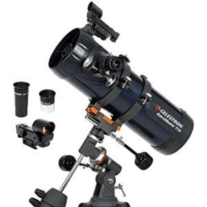 Celestron - AstroMaster 114EQ