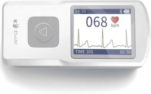 EMAY Portable ECG Monitor