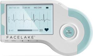 Facelake FL20 Portable ECG/EKG Monitor