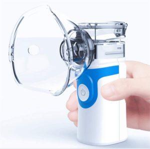King Finger Quiet Mini Portable Sprayer