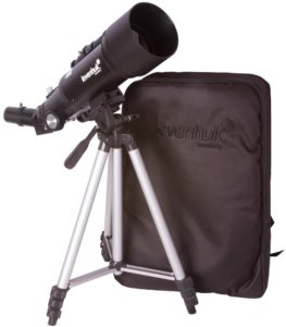 Levenhuk Skyline Portable Travel 70 Refractor Telescope