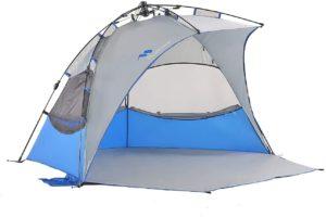 Mobihome Beach Tent Sun Shelter Pop Up
