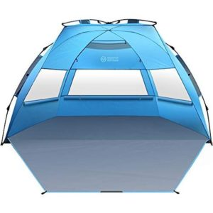 OutdoorMaster Pop Up 3-4 Person