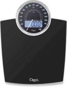 Ozeri Rev 400 lbs (180 kg) Bathroom Scale