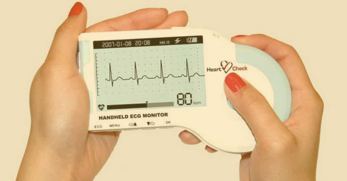 Portable ECG Monitors