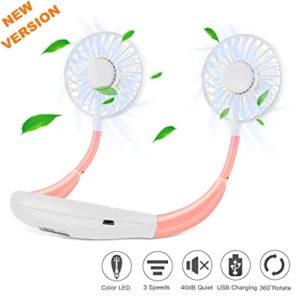 Portable Fan - Personal Fan Hand Free Mini Fan