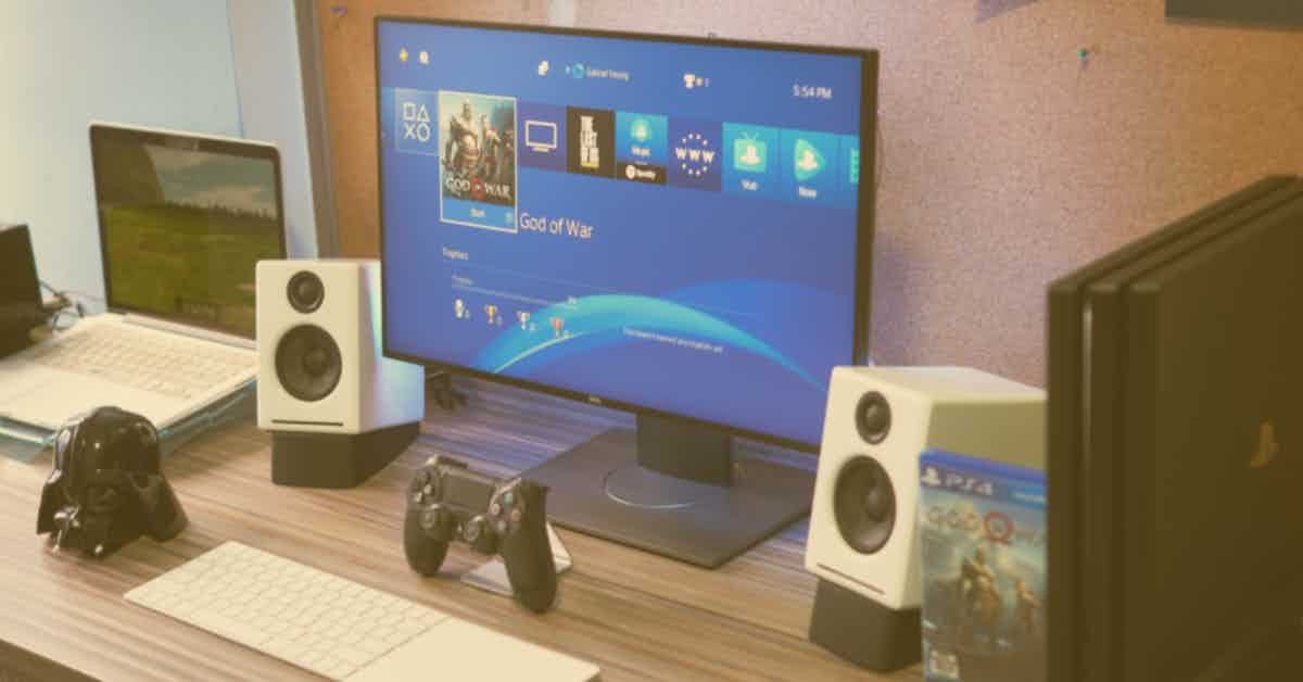 Portable Gaming Monitors for PS, Xbox, and More