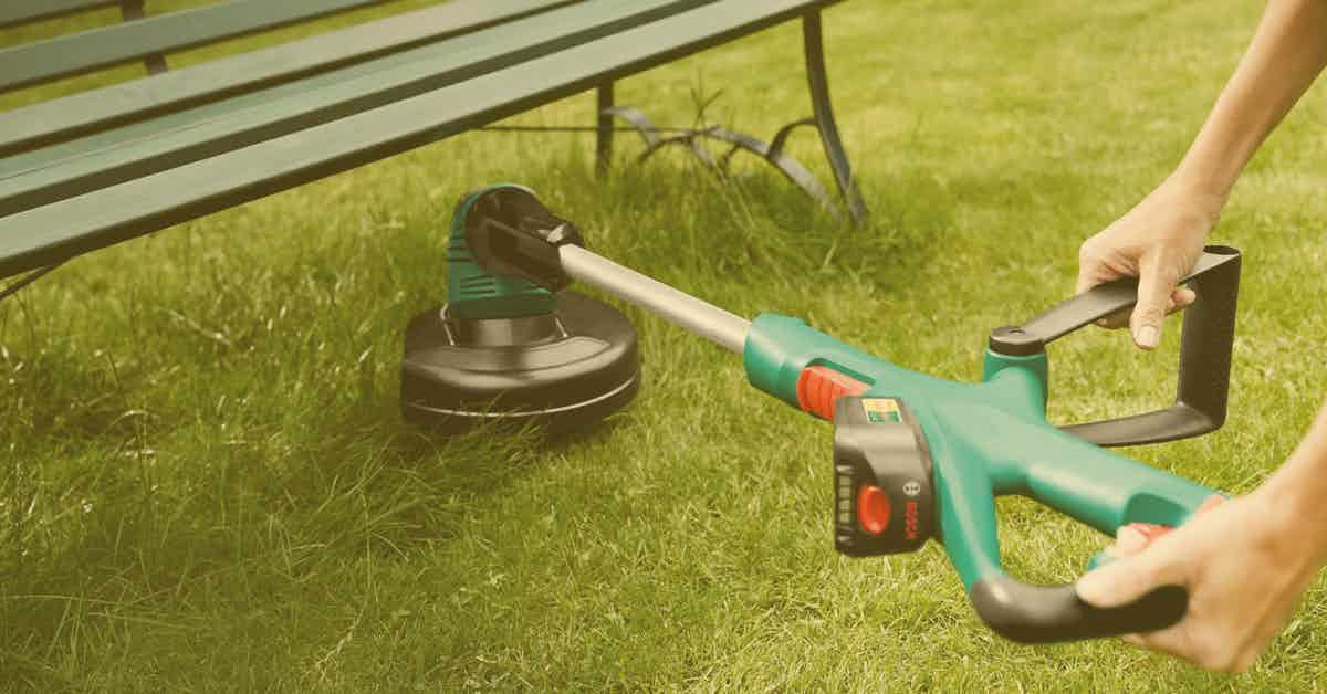 Portable Grass Trimmers
