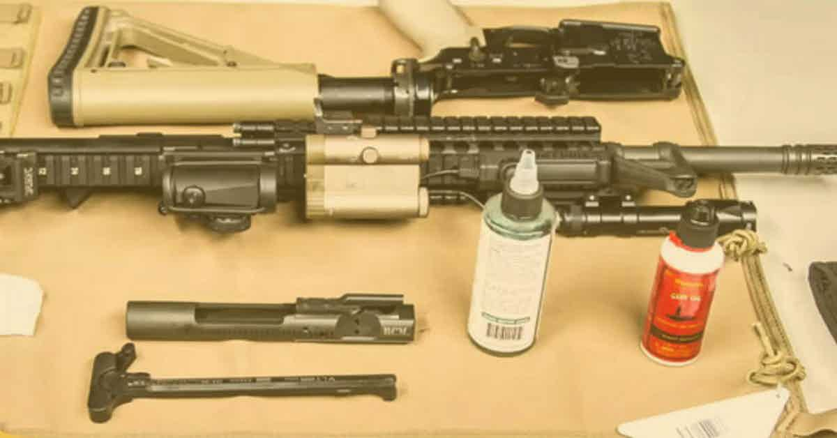 Portable Gun Cleaning Kits