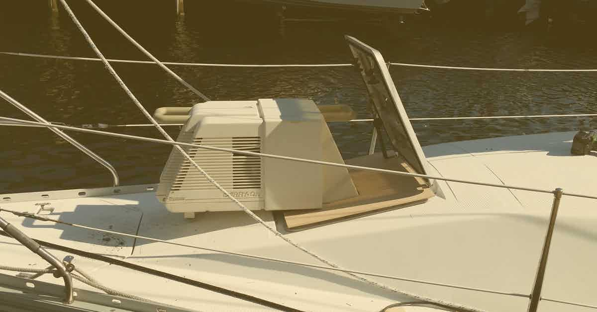 Portable Marine Air Conditioners