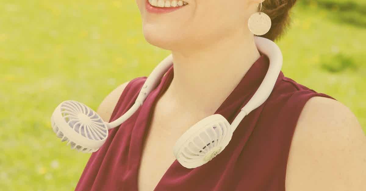 Portable Neck Fans
