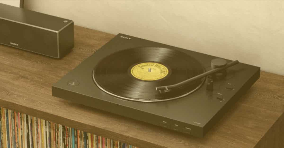 Portable Record Players (Turntables)