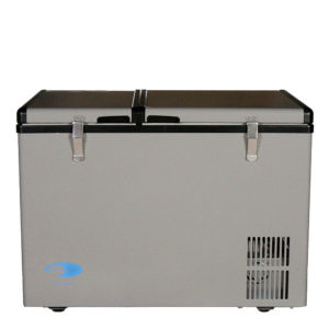 Whynter 62 Quart Dual Zone Portable Fridge