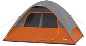CORE 6 Person Dome Tent