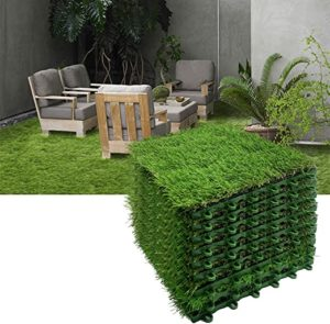 Reliancer 9PCS Artificial Grass