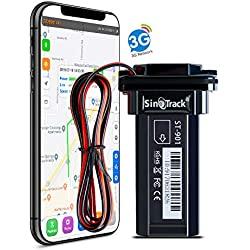 SINOTRACK ST-901W 3G Vehicle Car GPS Tracker